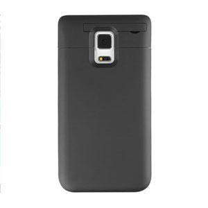 Power Jacket Samsung Galaxy Note Edge Battery Case 3800mAh - Black