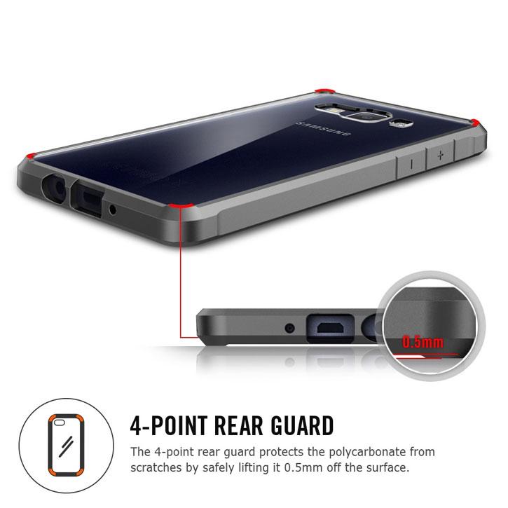 new product 84374 dfb5f Spigen Ultra Hybrid Samsung Galaxy A5 Case - Gunmetal