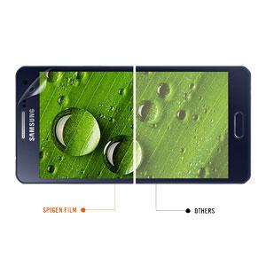 Spigen Steinheil Crystal Samsung Galaxy A5 Screen Protector