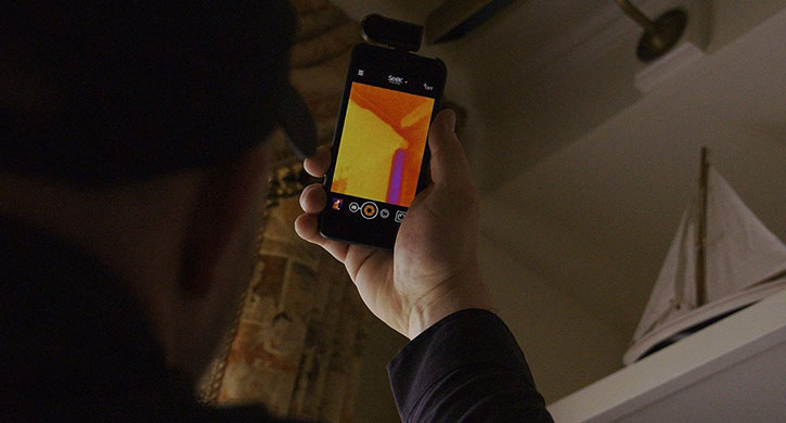 Seek Thermal Imaging Camera for iOS Devices