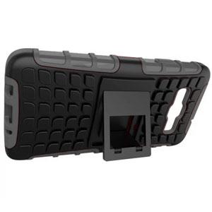 Encase ArmourDillo Samsung Galaxy A3 2015 Protective Case - Black