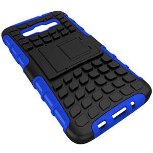 Encase ArmourDillo Samsung Galaxy A3 2015 Protective Case - Blue
