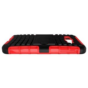 Encase ArmourDillo Samsung Galaxy A3 2015 Protective Case - Red