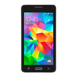 Nillkin Super Frosted Shield Samsung Galaxy Grand Prime Case - Black