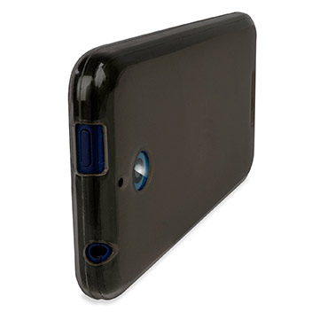 Encase FlexiShield HTC Desire 510 Case - Smoke Black