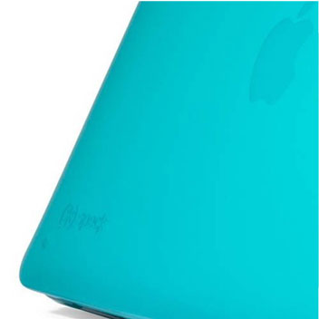 Speck SeeThru Satin MacBook Pro Retina 13 Inch Case - Calypso Blue