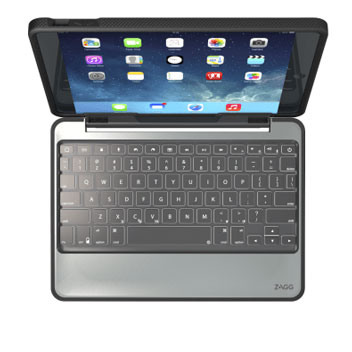 Zagg Rugged Book Magnetic iPad Air 2 Keyboard Case