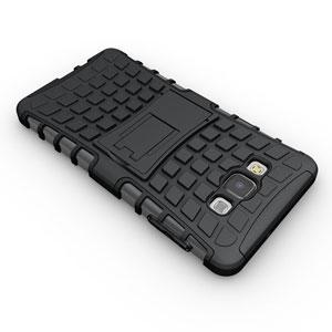 Encase ArmourDillo Samsung Galaxy A7 Protective Case - Black