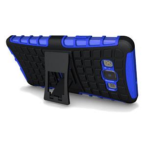 Encase ArmourDillo Samsung Galaxy A7 Protective Case - Blue