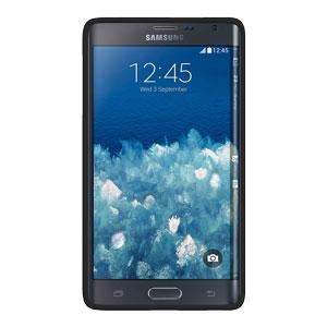 Seidio SURFACE Combo Samsung Galaxy Note Edge Case - Black