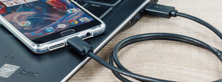 Câble de chargement USB-C Olixar – 1 mètre
