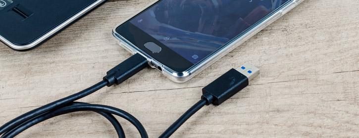 Cable de Carga Olixar USB-C / USB - 1 metro