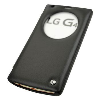 Noreve Tradition B LG G4 Leather Case - Black