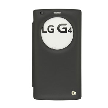 Noreve Tradition B LG G4 Leather Case - Black