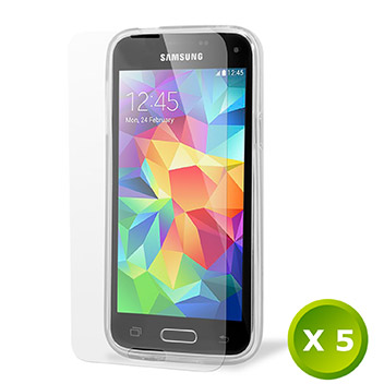 The Ultimate Samsung Galaxy S5 Mini Accessory Pack