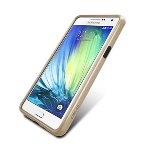 Obliq MCB One Series Samsung Galaxy A5 Bumper Case - Gold