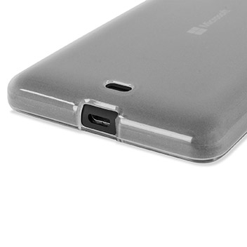 Encase FlexiShield Microsoft Lumia 535 Case - Clear