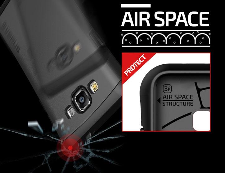 Verus Thor Samsung Galaxy A7 Case - Black