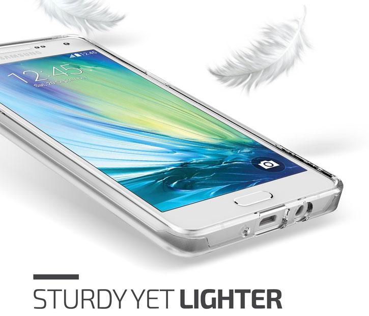 Verus Crystal Mix Samsung Galaxy A7 Case - Crystal Clear