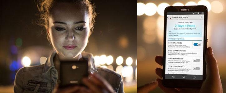 SIM Free Sony Xperia E4g 8GB - Black