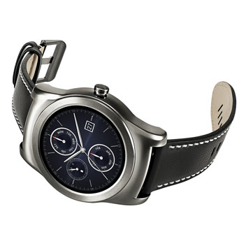 LG Watch Urbane for Android Smartphones - Silver