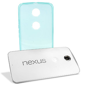 4 Pack Encase FlexiShield Google Nexus 6 Cases