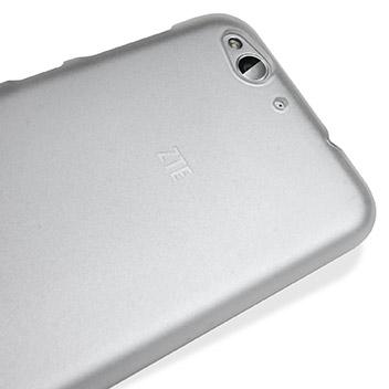Encase Polycarbonate ZTE Blade S6 Case - Frost White