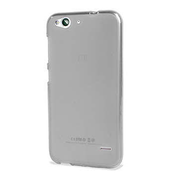 FlexiShield ZTE Blade S6 Case - Frost White