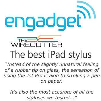 Adonit Jot Pro Stylus 2.0 - Black