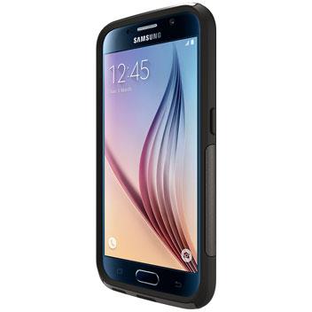 OtterBox Commuter Series Samsung Galaxy S6 Case - Black
