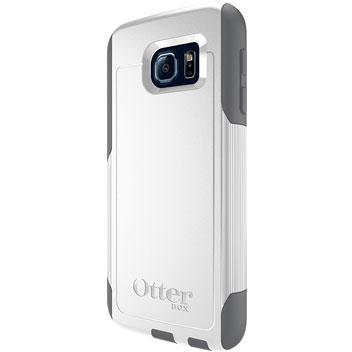 OtterBox Commuter Series Samsung Galaxy S6 Case - Glacier