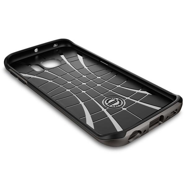 Spigen Neo Hybrid Samsung Galaxy S6 Edge Case - Gunmetal