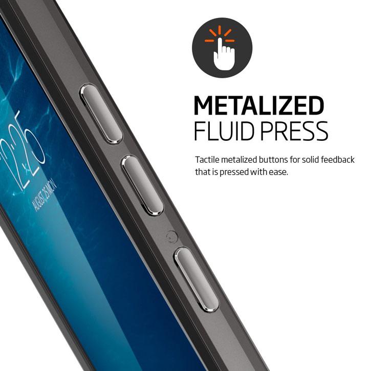 Spigen Neo Hybrid HTC One M9 Case - Gunmetal