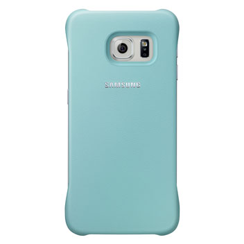 Official Samsung Galaxy S6 Edge Protective Cover Case - Mint