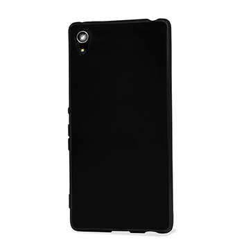 Encase FlexiShield Sony Xperia Z3+ Gel Case - Black