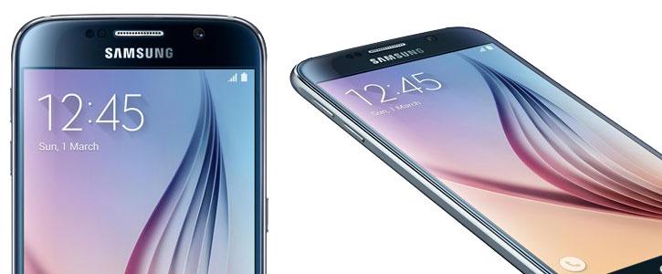 SIM Free Samsung Galaxy S6 - Black 32GB