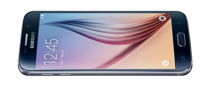 SIM Free Samsung Galaxy S6 - Black 32GB