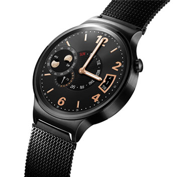Huawei Watch for Android Smartphones - Black