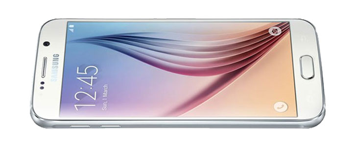 SIM Free Samsung Galaxy S6 - White 32GB