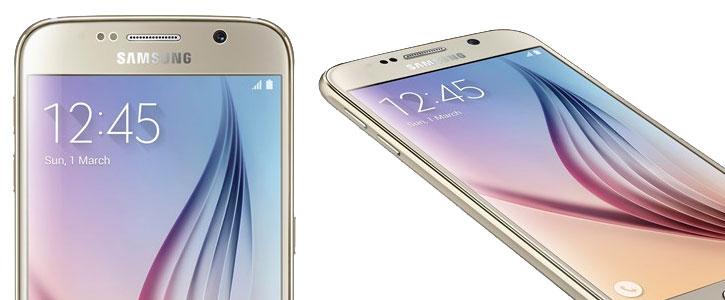 SIM Free Samsung Galaxy S6 - White 32GB