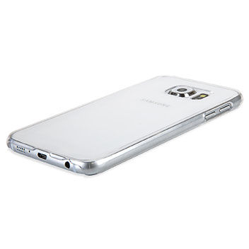 Olixar Polycarbonate Samsung Galaxy S6 Shell Case - 100% Clear