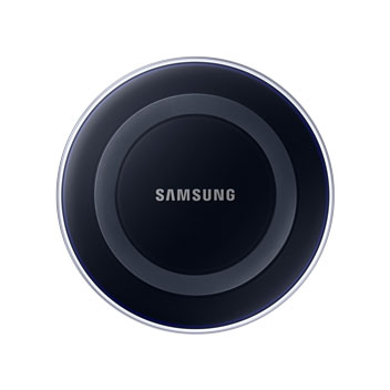 Official Samsung Galaxy S6 Wireless Charging Pad - Black