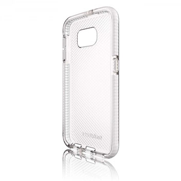 Tech21 Evo Check Samsung Galaxy S6 Case - Clear/White