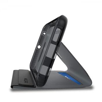 quality design 8b58e 49454 Tech21 Evo Frame Galaxy S6 Edge Wallet Case - Black