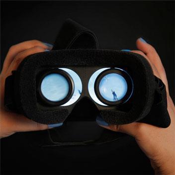 Casque Réalité Virtuel Immerse pour Smartphone Android et iOS