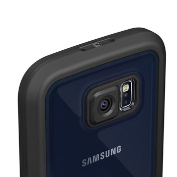 LifeProof Fre Samsung Galaxy S6 Case - Black