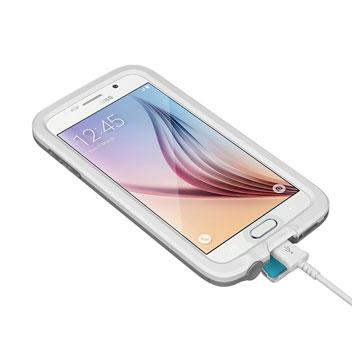 best service 430d9 c5e97 LifeProof Fre Samsung Galaxy S6 Case - White