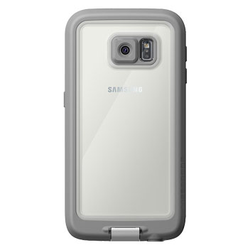 LifeProof Fre Samsung Galaxy S6 Case - White
