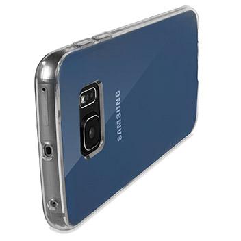 FlexiShield Samsung Galaxy S6 Edge Gel Case - 100% Clear