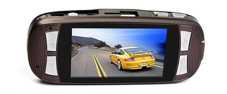 Ge-Force Car Dash Cam 1080P Dashboard Camera Pack